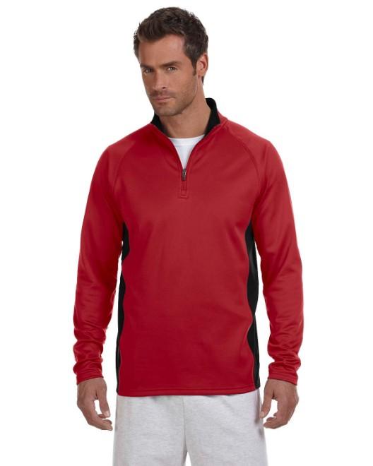 Picture of Champion S230 Adult 5.4 oz. Performance Fleece Quarter-Zip Jacket