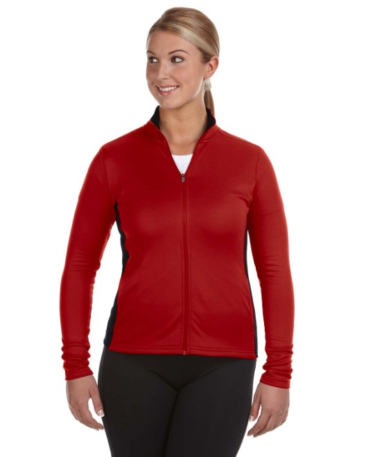 Picture of Champion S260 Womens 5.4 oz. Performance Fleece Full-Zip Jacket