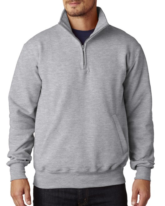 Picture of Champion S400 Adult 9 oz. Double Dry Eco Quarter-Zip Pullover
