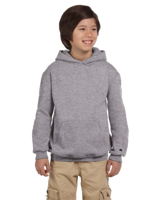 Picture of Champion S790 Youth 9 oz. Double Dry Eco Pullover Hood