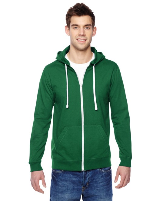 Picture of Fruit of the Loom SF60R Adult 6 oz. Sofspun Jersey Full-Zip