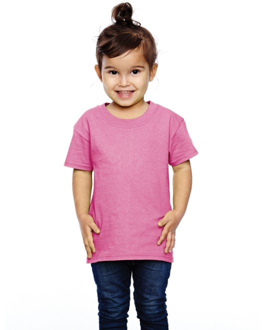 Picture of Fruit of the Loom T3930 Toddler 5 oz. HD Cotton T-Shirt