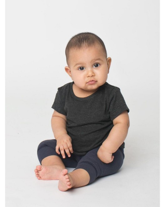 Picture of American Apparel TR005W Infant Triblend Short-Sleeve T-Shirt