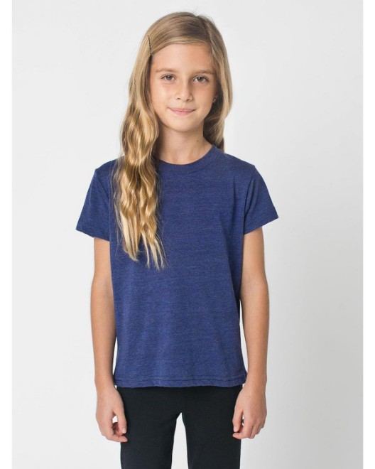 Picture of American Apparel TR101W Toddler Triblend Short-Sleeve T-Shirt