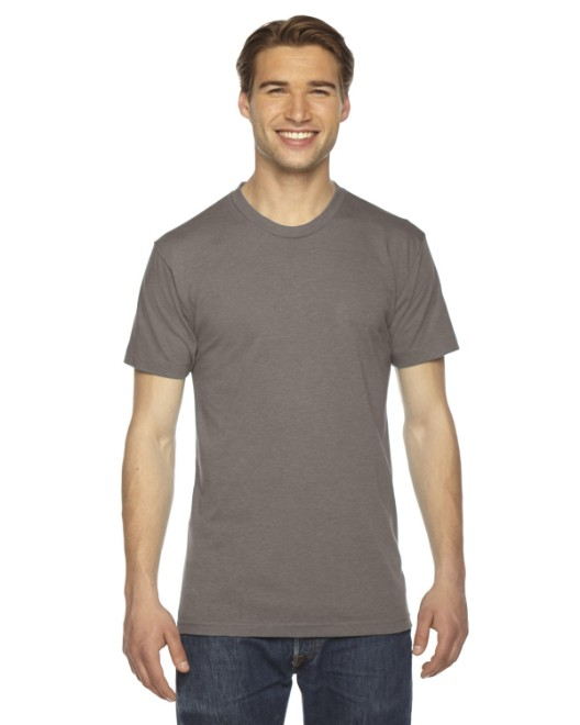 Picture of American Apparel TR401W Unisex Triblend Short-Sleeve Track T-Shirt