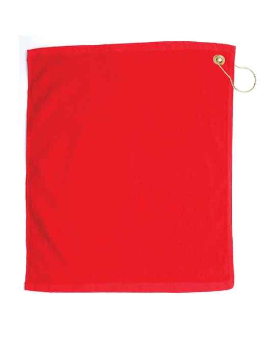 Picture of Pro Towels TRU18CG Jewel Collection Soft Touch Golf Towel