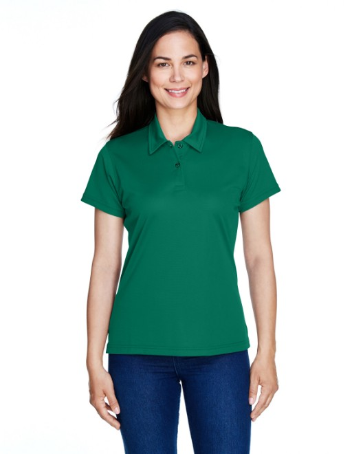 Picture of Team 365 TT21W Womens Command Snag Protection Polo