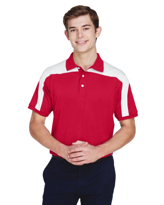 Picture of Team 365 TT22 Men's Victor Performance Polo