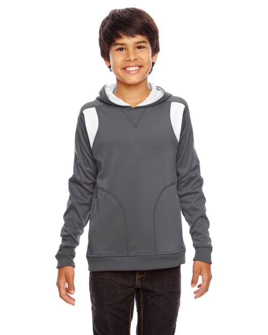 Picture of Team 365 TT30Y Youth Elite Performance Hoodie