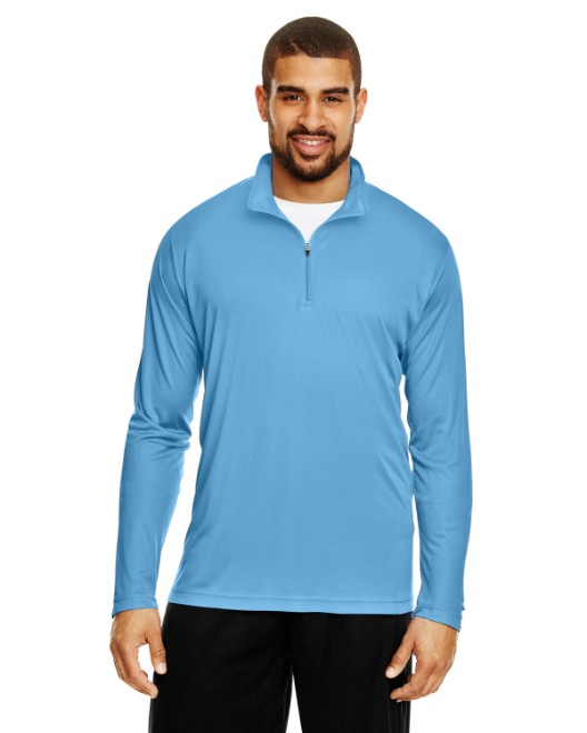 Picture of Team 365 TT31 Men's Zone Performance Quarter-Zip