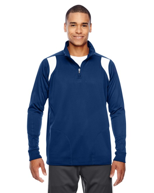 Picture of Team 365 TT32 Men's Elite Performance Quarter-Zip