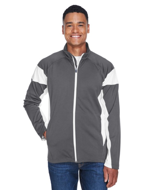 Picture of Team 365 TT34 Men's Elite Performance Full-Zip