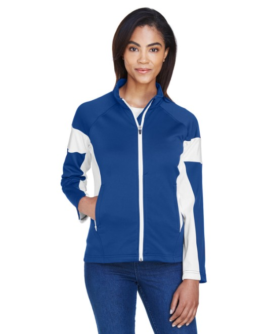 Picture of Team 365 TT34W Womens Elite Performance Full-Zip