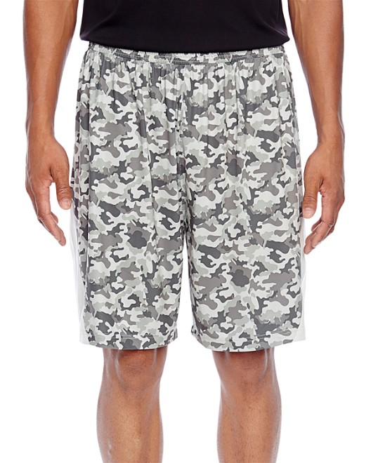 Picture of Team 365 TT42 Men's Tournament Sublimated Camo Short