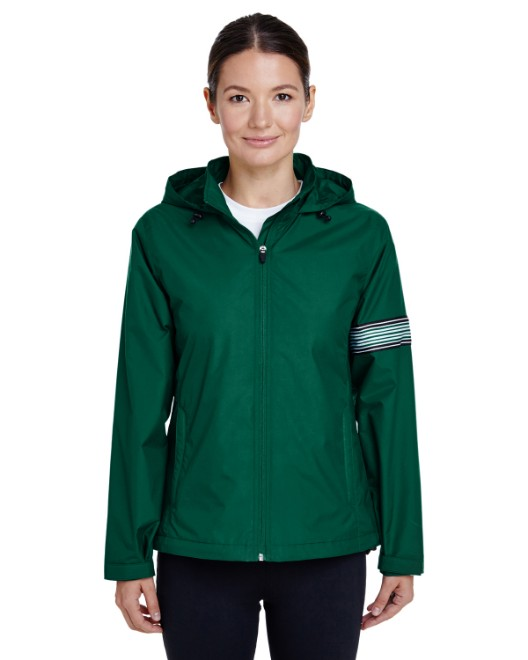 Picture of Team 365 TT78W Womens Boost All-Season Jacket with Fleece Lining