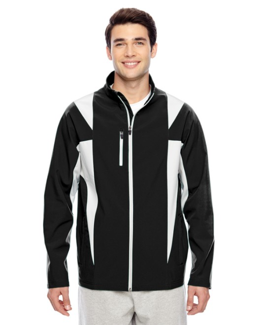 Picture of Team 365 TT82 Men's Icon Colorblock Soft Shell Jacket