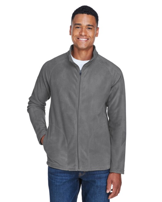 Picture of Team 365 TT90 Men's Campus Microfleece Jacket