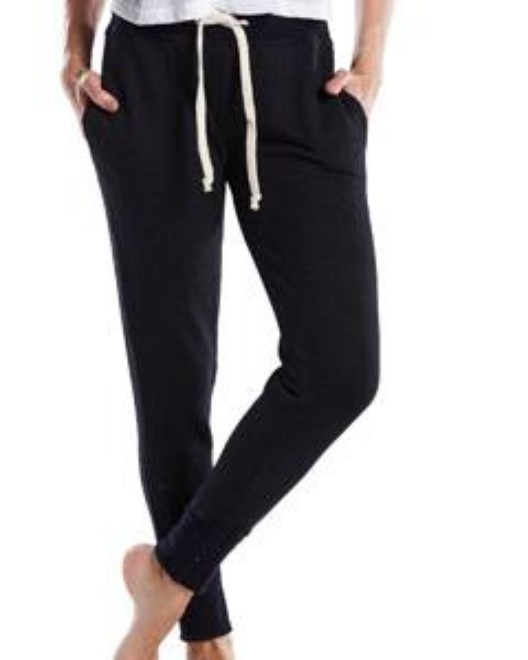 Picture of US Blanks US871 Womens French Terry Sweatpant
