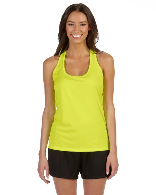 Picture of All Sport W2079 Womens Performance Racerback Tank