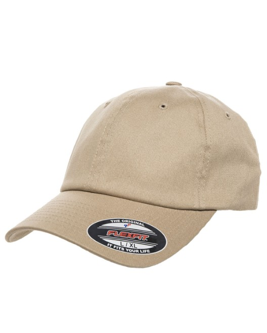 Picture of Flexfit Y6745 Cotton Twill Dad Cap