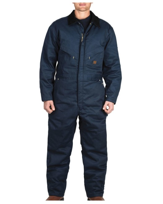 Picture of Walls Outdoor YV319 Men's Zero-Zone  Twill Insulated Coverall